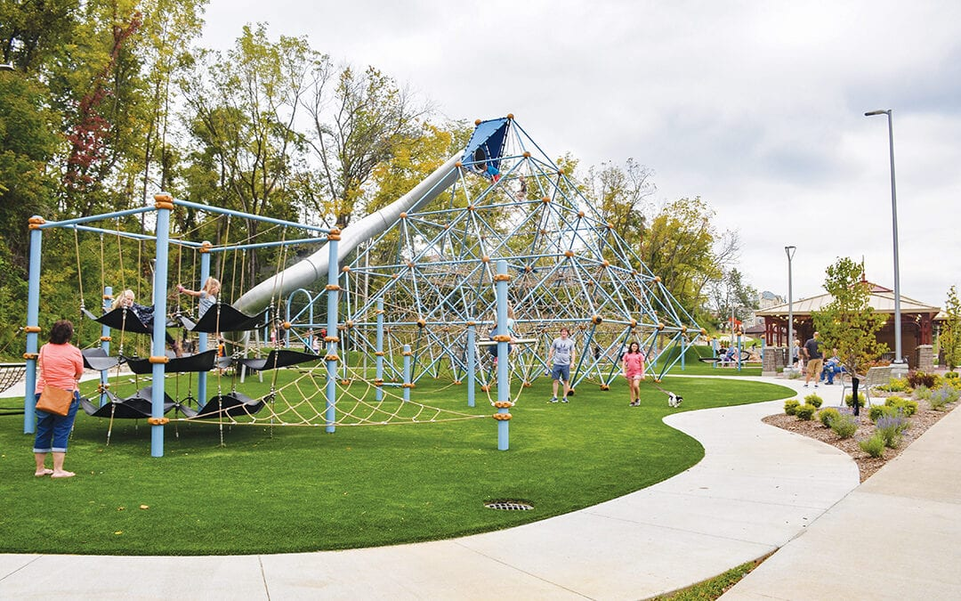 Have Parks, Will Travel: Transforming Recreation into Destination