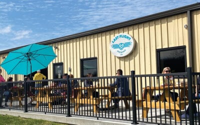 Cousins take family business in new direction with launch of Last Flight Brewing Company