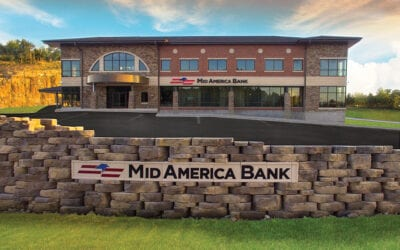 Mid America Bank Branches Out
