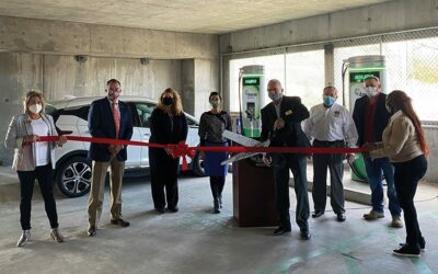 EV Charging Stations Attract Customers